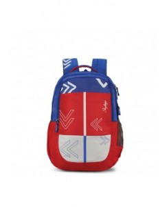 SKYBAGS BINGO PLUS 04  SCHOOL BAG RED