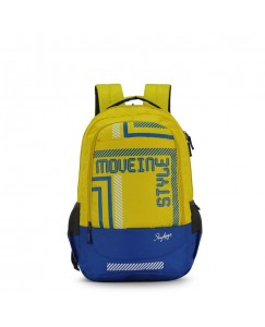 SKYBAGS LUKE 03 SCHOOL BAG  YELLOW