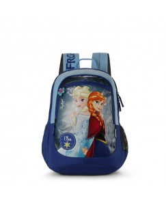 SKYBAGS SB FROZEN CHAMP 01 SCHOOL BAG BLUE