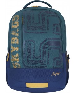 SKYBAGS BINGO 01 GREEN SCHOOL BAG