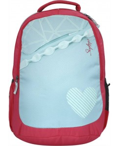 SKYBAGS BINGO 02 GREEN  SCHOOL BAG