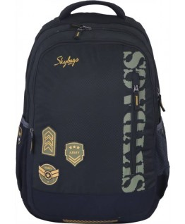 Skybags Bingo Extra 01 38 Backpack  GREEN