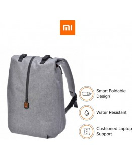 Mi Travel 18 L Laptop Backpack  (Grey)