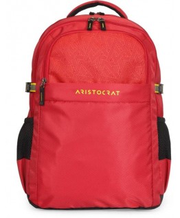 Aristocrat Wego 02 SCHOOL BAG ROYAL RED