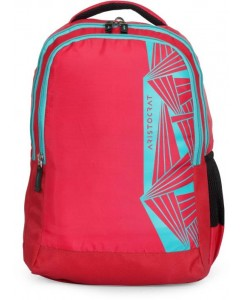 Aristocrat Zen 1 School Bag 27 LTR RED