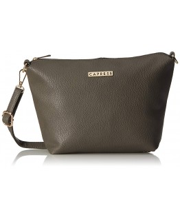 Caprese Sydney Women's Sling Bag (Grey)