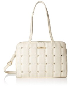 Grenda Satchel Medium Beige