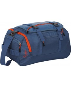 Skybags Tic Tac Travel Duffel Bag  (Blue)