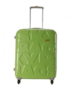 SKYBAGS OSCAR 4W STROLLY 57 GREEN