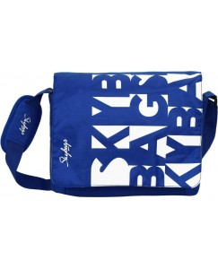 Skybags Spike Unisex Messenger Bag (MBSPIblue)